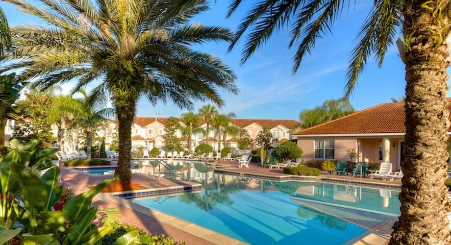 Beautiful house at Fiesta Key Resort in Orlando,FL