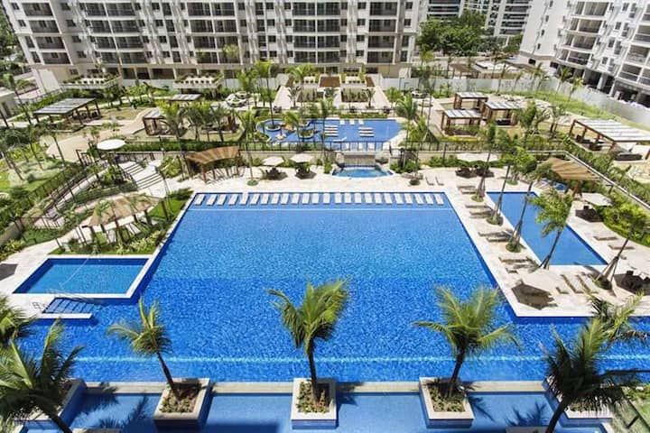 Cidade Jardim - Maayan - Parque Olímpico - Barra