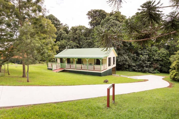 Lochanbar - Bunya Mountains Rainforest Estate