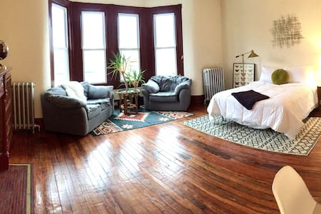 Spacious room near Drexel, Penn, Parks and Cafes - Filadélfia