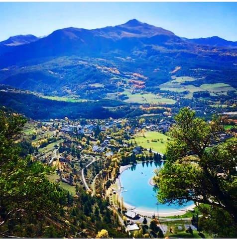 Vacances nature dans les Alpes du sud