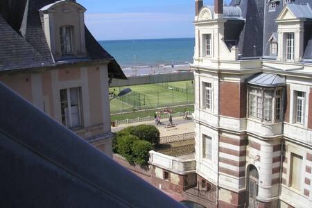 Appartement - 6 personnes - vue Mer - Trouville-sur-Mer - Wohnung