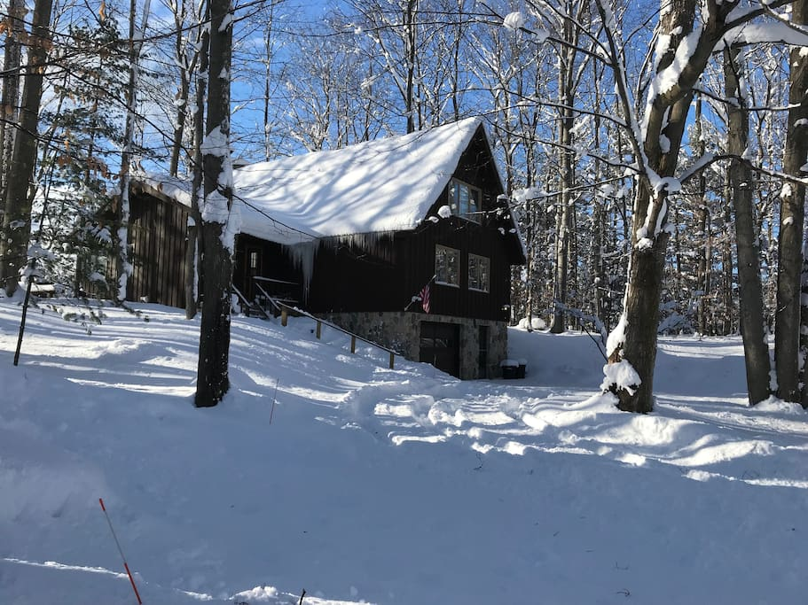 Winter at Treehouse