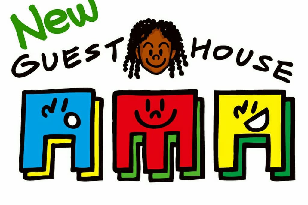 GUEST HOUSE AMA   FB. http://www.facebook.com/guesthouseama.jp  OSAKA information http://www.osaka-info.jp/en/areas/tennoji.html