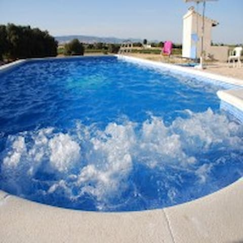 Property - 300 km from the beach - Daimiel  (Ciudad Real) - Altres