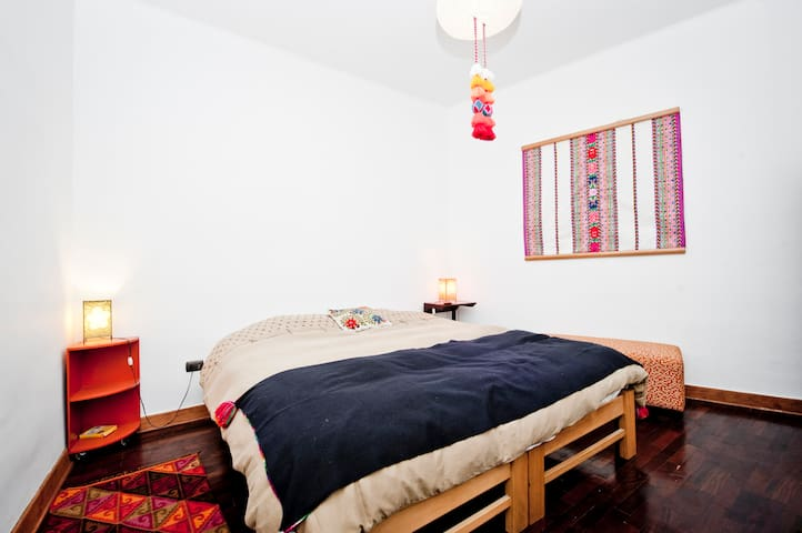 Casa Nuestra B&B - Barranco - Lima3