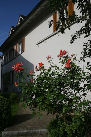 "Holiday home""lake constance region"" - Radolfzell - Lejlighed"
