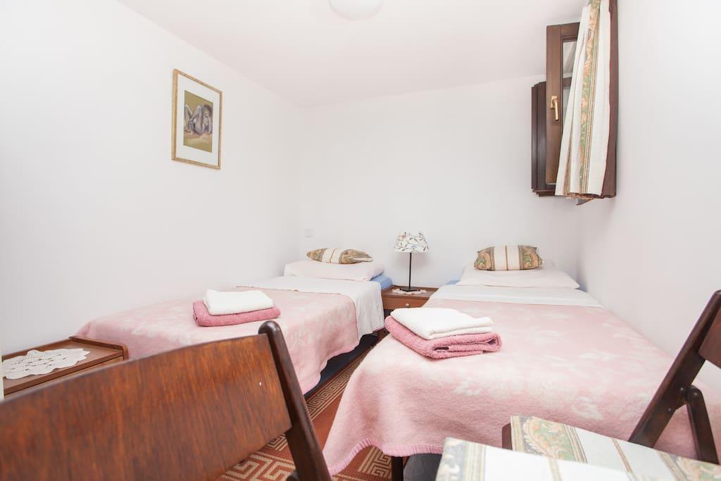 mini studio apartment near porec maisons louer pore comitat d 39 istrie croatie. Black Bedroom Furniture Sets. Home Design Ideas