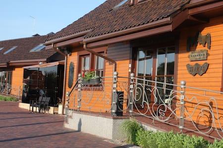 4 double rooms - Trakai