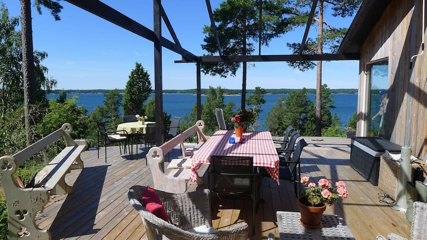House in Stockholms archipelago - Sorunda - House
