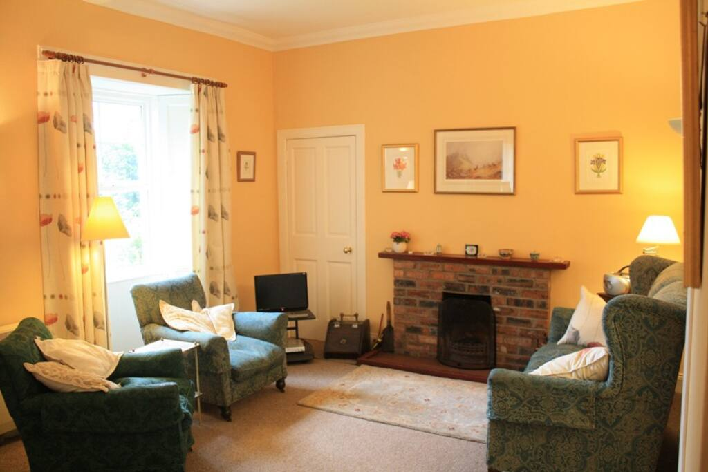 Yew Tree - Living Room