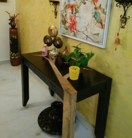 We have renovated! Beautiful home fully furnished! - Hyderabad - Appartement