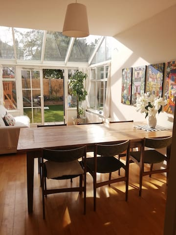 Bright and Spacious Blackrock Family Home