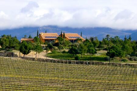 Alt Emporda- Tourism in a vineyard property - Capmany - Дом