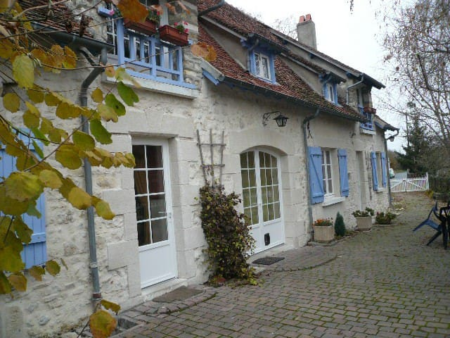 Maison de charme à Sancerre  - Saint-Bouize - Dům