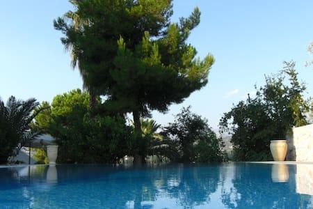 Villa Orestes @ Exostis Nafplio 6-8 - Exostis - Willa