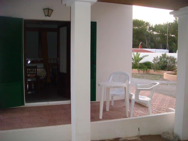 Casita en Es Calo de Sant Agustin - Es Caló - Apartment