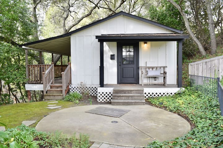 Private Cottage - 25 min to SF!