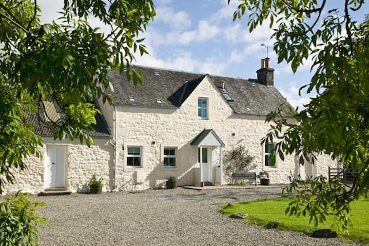Arnvicar - lovely estate farmhouse - Port of Menteith - Casa