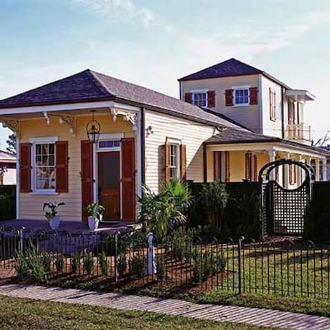 Historic New Orleans Home with River View - Nowy Orlean - Dom