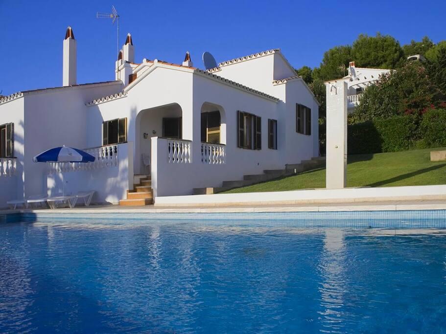 Villas To Rent Son Bou Menorca