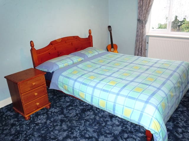 Large double room with breakfast