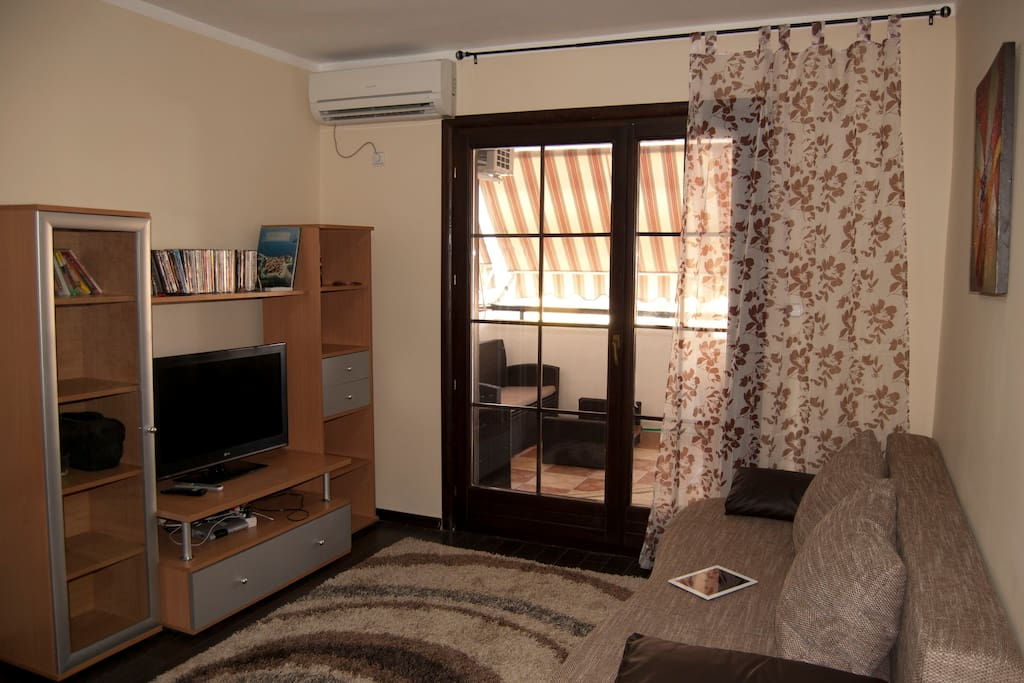 The nice & cozy apartment in Budva