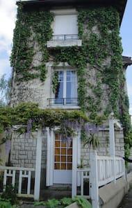 Château, Seine et forêt à 50' de Paris - Héricy - Ev