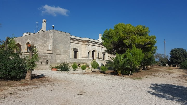 VILLA BOSCHETTO B&B - 50 meters from the sea