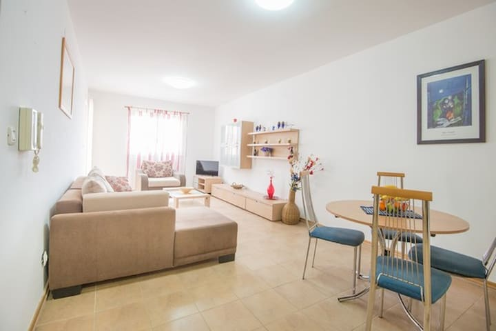 One bedroom apartment with sea view - Bečići