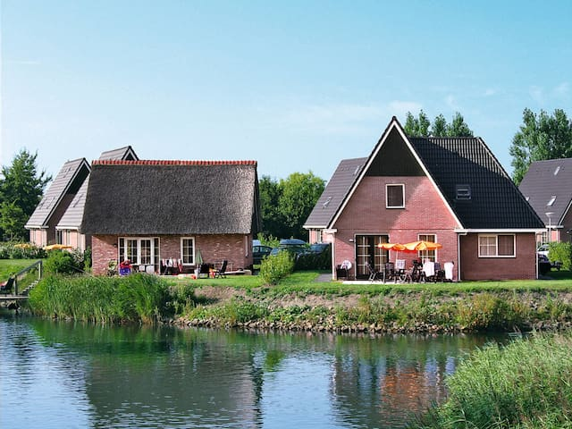 Holiday home in Makkum for 12 persons