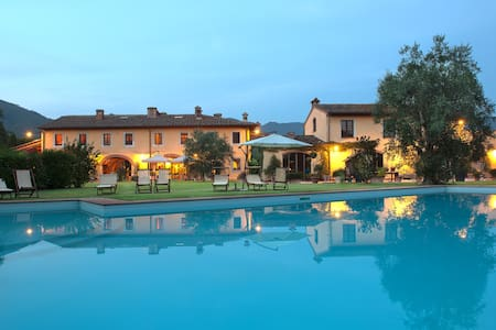 Suite in a peaceful country villa. - Campo