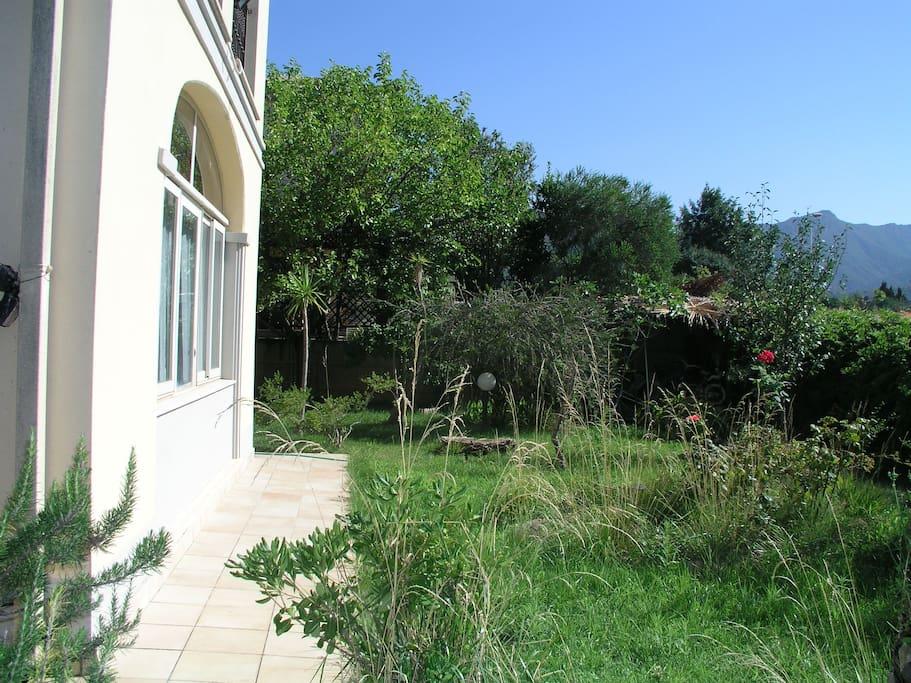 esterno e giardino