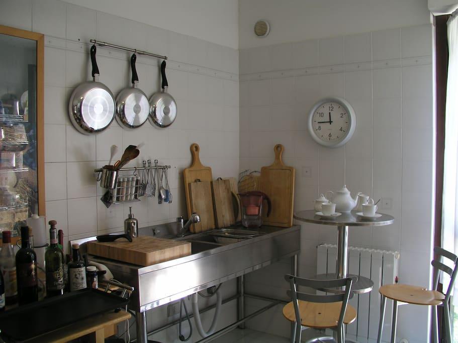 cucina: lavello