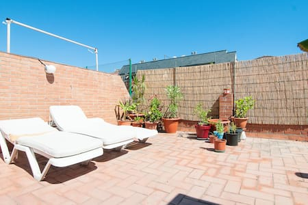 Double room and private bathroom - Barcelona - Apartment