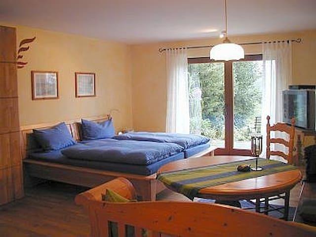 Schöne Ferienwohnung bei Wangen i.A - Hergatz - Appartement