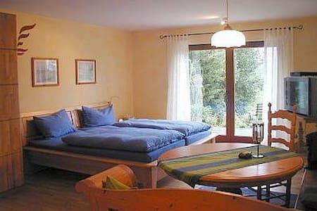 Schöne Ferienwohnung bei Wangen i.A - Hergatz - Apartamento