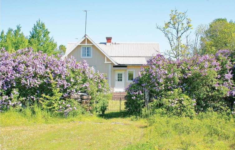 Holiday cottage with 2 bedrooms on 70m² in Löttorp