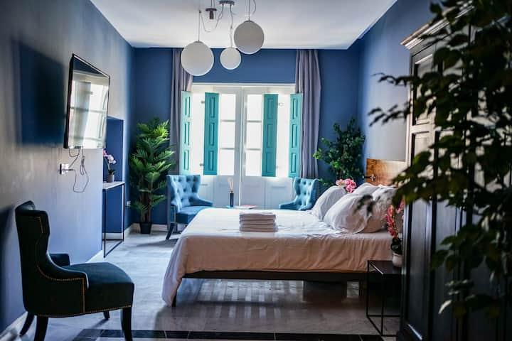 Central Valletta Rituals Spa and Massage Suite 401