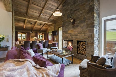 Ski in/Ski out - outstanding chalet - Appartamento