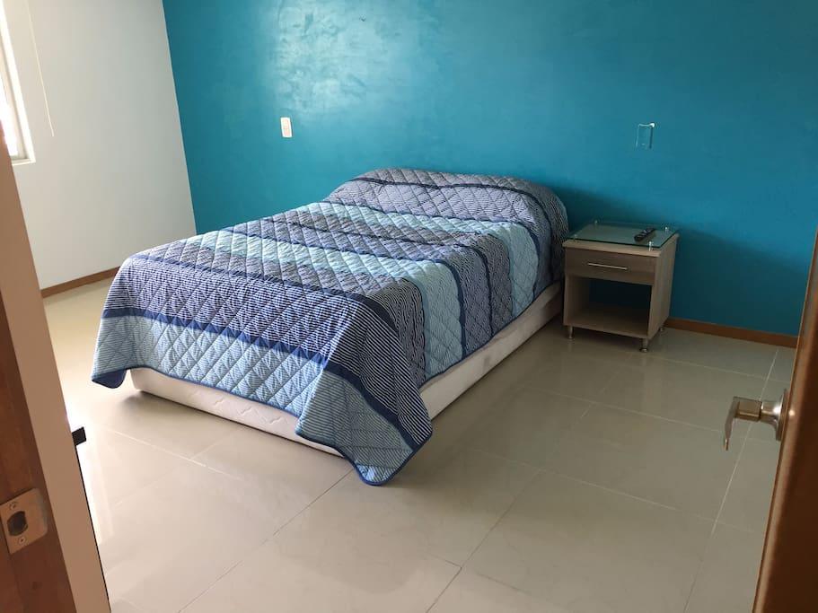 Habitacion ppal./Main room