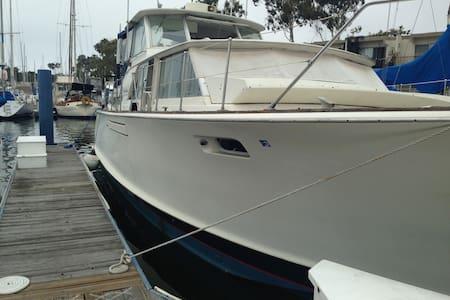 Entire Houseboat in Marina Del Rey - Marina del Rey