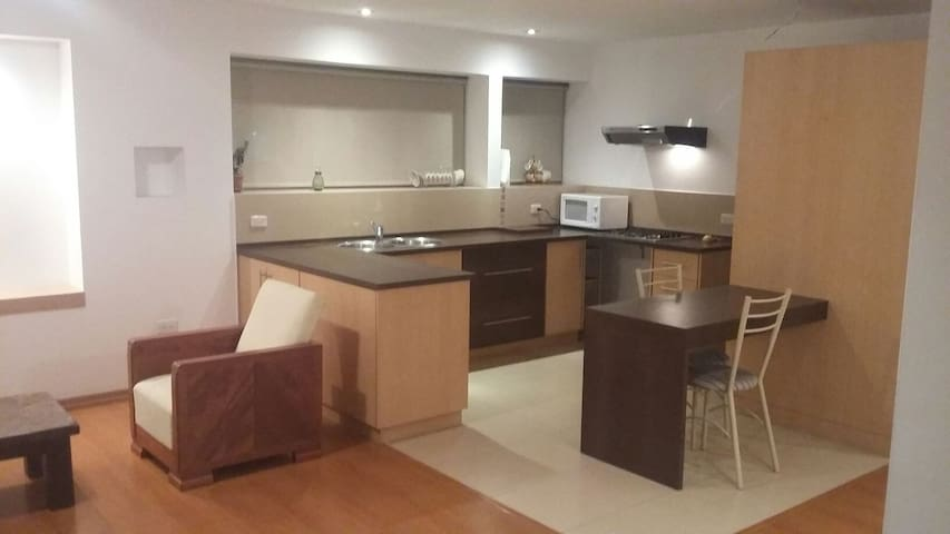 Beautiful fully furnished apartment - Quito - Apartment