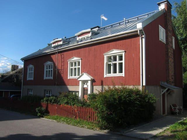 Huone satunnaiselle matkaajalle - Tampere - Apartment