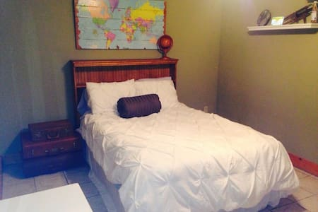 Charming basement for rent 20 minutes from LU. - Appomattox - Haus