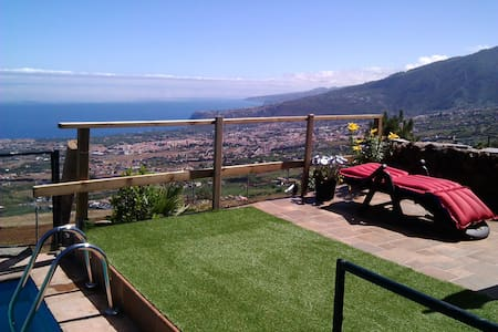 Cottage in the nature of the north of Tenerife - La Orotava