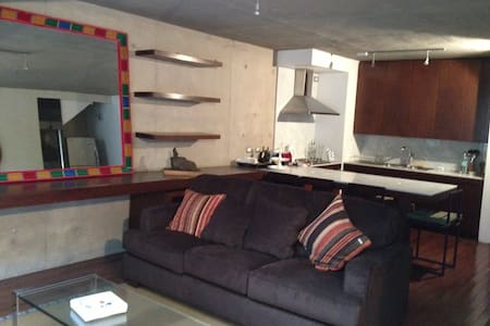 Modern loft in El Golf! - Stgo