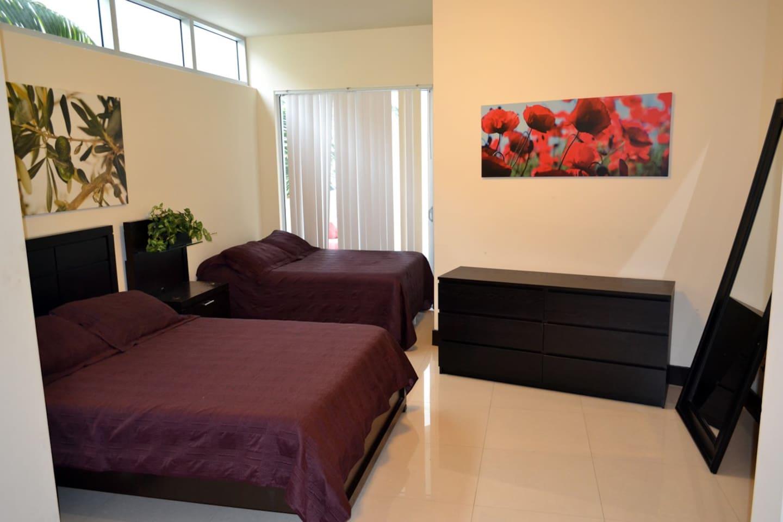 Skylofts 2 Bedroom Loft Suite Azure Luxury Suites Loft 1 Sobe Mia Apartments For Rent In Miami