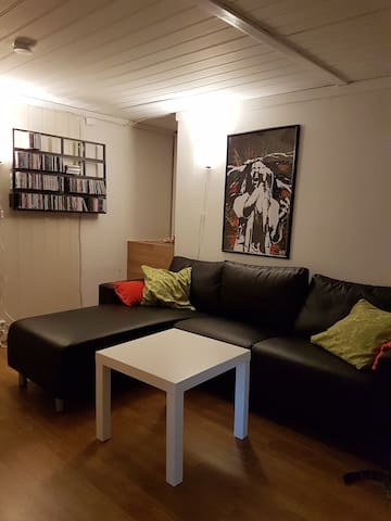 Cozy small apartment, 10 min from Bergen sentrum.