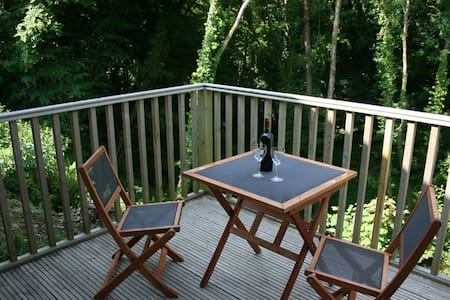Lovely room+superb ensuite+balcony - Llechryd
